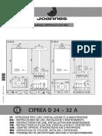 CALDAIA DELLE SREGHE          JOANNES-scheda-tecnica-caldaia-murale-a-gas-CIPREA-D-24-32-A