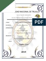 FLOTACIÓN DE SULFUROS DE PLOMO - DISEÑOR TRIFACTORIAL