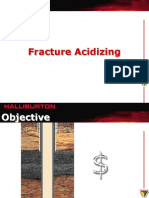 Frac Acidizing