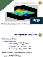 Reservas en Yacimientos de Gas Cond