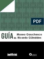 Guia-Docente-Museo-Gauchesco-Ricardo-Güiraldes
