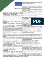 Simulado FGV Estatuto Servidores Estado RJ