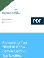 [en] SecKit SK-300 Assembly Manual