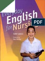 Everyday English for Nursing