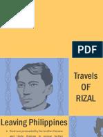 Rizal travel