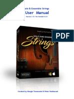 USER_MANUAL_Solo_Ensemble_Strings_Sample_Modeling