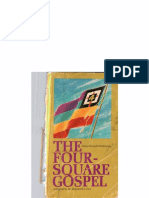 The Four Square Gospel _ Cox _ Español.pdf