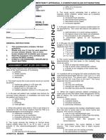 CA 2 CARDIOVASCULAR-OXYGENATION ASSIGNMENT PART 1