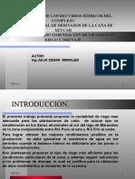 Presentación DE RIEGO DEFINITIVA