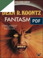 Koontz, Dean R. - Fantasmas [330] (r1.2).epub