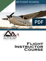 Flight Instructor Course.pdf