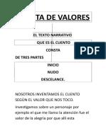 SILUETA DE VALORES.doc