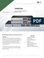 poe+-series-switches-datasheet