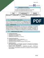 E258 Metodología de la investigación 2016