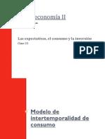Macroeconomía II Clase 23