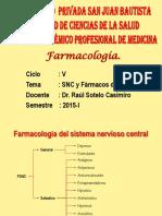 CLASE-10-Farmaco-SNC