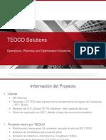 Solutions - Proyecto en LTE TDD