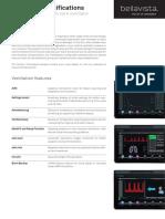 Bellavista-1000-Technical_Specifications