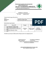 Surat Tugas SMP,SMA,PONTREN