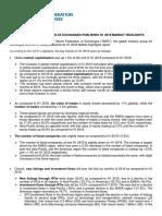 WFE H1 2019 Market Highlights Press Release Amendment October 2019 Clean