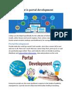 Portal Development.docx