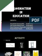 PRAGMATISM AND EDUCATION.pptx