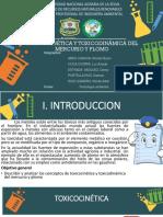 toxicocinética y toxicodinámica del mercurio.pptx