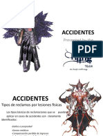 Bling2 Team Accidentes Print