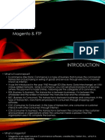 Magento AND FTP