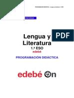PD 1ESO Lengua