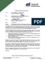 Negosyo Serbisyo sa Barangay Operations Manual