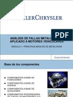 Análisis de fallas metalúrgicas - 01, Metalurgia.pps