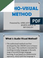 MAT-Audio-Visual