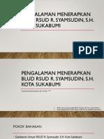 Pengalaman menerapkan blud rsud r.pptx