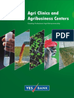 Agri Clinics & Agribusiness Centers Report