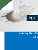 Marketing Plan of Dalda Cup Shup