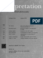 The idea of death in Hegel's Phenomenology by Alexandre Kojeve