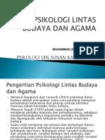 139046326-Psikologi-Lintas-Budaya-Dan-Agama.pptx