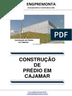 Construção de Prédio Em Cajamar