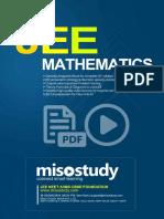 JEE Mathematics Sample eBook