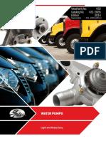 2014 Gates Water Pump Catalog 4312085