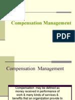 Compensation Management 1