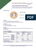 SUN-IC-D Indoor Distribution Fiber Optic Cable(1)