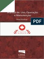 CITTA - Manual de Uso, Operação e Manutenção - APARTAMENTOS - Canadá - R... (1).pdf