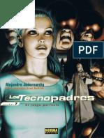 Alejandro Jodorowsky ,Zoran Janjetov/Fred Beltran - Los Tecnopadres 07