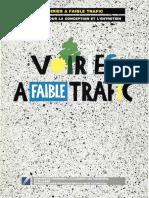 296393578 Voiries a Faible Trafic Element Pour La Conception Et l Entretien