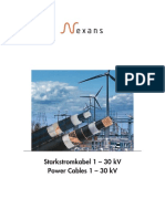 Nexans Power Cables 1 – 30 KV