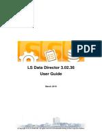 LS Data Director User Guide