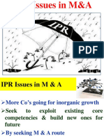 11 IPR Issues in M& A (2)