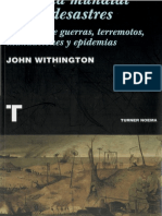 Withing Ton John - Historia Mundial De Los Desastres